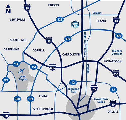 paragon map